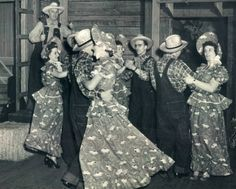 national barn dance 1940
