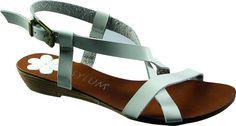 Kožená pásková obuv KCS