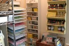 Tips for Crafters' Storage