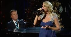Carrie Underwood And Michael W Smith Stun With 'All Is Well' - Christian Music Videos