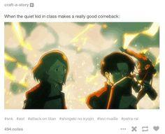 """It was more like """"DAAAAAYYYUUUUMMM"""" at my school, but yea. Basically."""