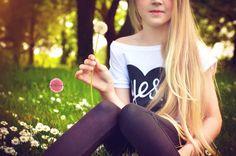 #girl #dandelion #summer #field #flowers #photography #petfruska