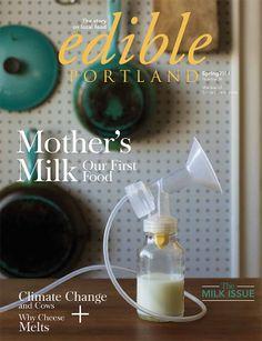 Edible Communities Cover Contest: Edible Portland   Edible Feast
