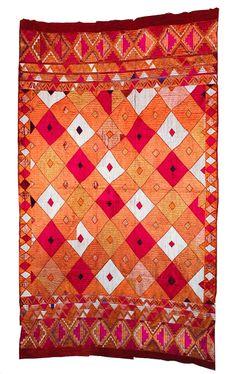 Phulkari Bagh Textile