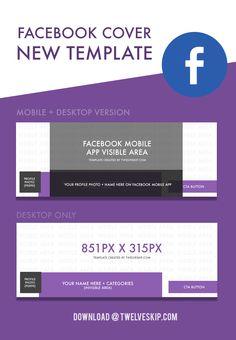 Facebook Cover New Template September 2015