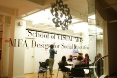 #Design for #socinn: @CherylHeller reflects on first semester @SVADSI. #FutureSocEnt #BSC2013