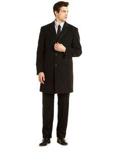 DKNY Cashmere coat. Elegant and super warm for fall. Love it. $199 @Rue La La #menswear #coat #cashmere
