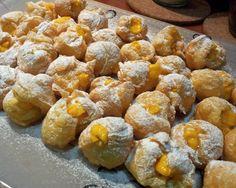 Celebrate St. Joseph's Day with Cream Puffs