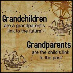 Grandchildren and Grandparents!