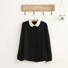 Buy '11.STREET – Embellished Collar Pintuck Blouse' with Free International Shipping at YesStyle.com. Browse and shop for thousands of Asian fashion items from China and more!