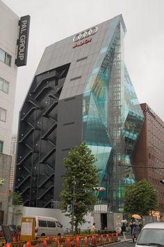Audi Forum, Tokyo