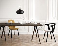 Závěsná lampa AndTradition Copenhagen SC7 černá | DesignVille