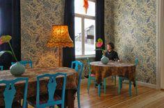A Serie o Mundo visto por Lentes Cor de Rosa apresenta o Cafe Supelsaksad na Estônia
