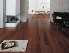 Great product diversity from Germany's leading parquet flooring manufacturer. Experience the wide range of high-quality HARO flooring products. Teak Flooring, Wide Plank Flooring, Engineered Hardwood Flooring, Bedroom Flooring, Timber Planks, Installing Hardwood Floors, Real Wood Floors, House, Decorating Kitchen