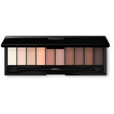 Smart Eyeshadow Palette ($14) ❤ liked on Polyvore featuring beauty products, makeup, eye makeup, eyeshadow and palette eyeshadow
