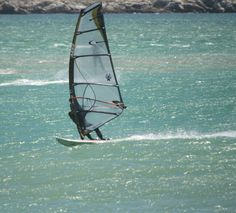 Windsurfer enjoying the Langebaan lagoon and wind! Windsurfing, Water Sports, Kayaking, South Africa, Fighter Jets, Cape, Earth, Places, Mantle