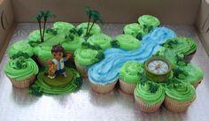 cupcake cake variation