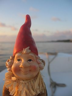 Gnome by Lauraplacebo, via Flickr