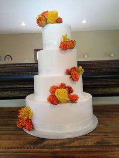 Today's wedding cake