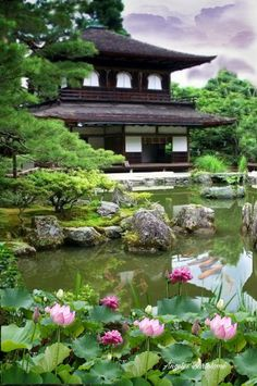 Kinkaku-ji Temple,Kyoto, Japón Beautiful World, Beautiful Places, Photo D'architecture, Kyoto Garden, Places Around The World, Around The Worlds, Turning Japanese, Japanese Architecture, Japanese Painting