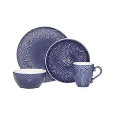 Found it at Wayfair - Dolce Everyday 16 Piece Dinnerware Set