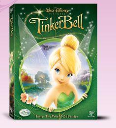 Walt Disney Tinker Bell Fairy Blockbuster movie backer card mini poster Not DVD Dvd Disney, Walt Disney Movies, Hades Disney, Walt Disney Pictures, Tinker Bell, Pixar, Studio Disney, Princess Movies, Dates