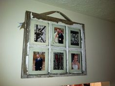 Window Pane frame | DIY | Pinterest | Window Pane Frame, Window ...