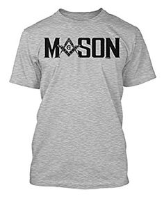 Mason - Square & Compass Men's T-shirt