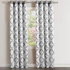 Columbard Curtain Panels (Set of 2)
