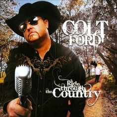 Colt Ford - Ride through the Country, Silver