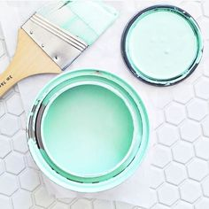 """275 Likes, 25 Comments - Alyson Lott (@bash_studio) on Instagram: """"love love love this paint color so at our new house I sure do hope @griffinnw will be cool with it!…"""""""