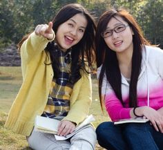 I know that person. Chinese, Vest, Sweaters, Jackets, Fashion, Korea, Down Jackets, Moda, Sweater