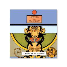 Estanislau Borrissol, professor de protocol, emprèn un viatge al voltant del món amb la intenció d'ensenyar bones maneres a totes les bèsties salvatges que trobi. Besties, Porsche Logo, Logos, Art, Surrealism, Art Background, Logo, Kunst, Performing Arts