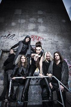 Elize Ryd – Amaranthe « Femme Metal Webzine