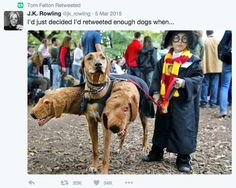 """27 Times The """"Harry Potter"""" Cast Were Hilarious And Lovely To Each Other On Twitter"""
