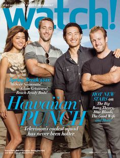 Hawaii Five-O.......Get Your Free Subscription: http://cbswatchmagazine.com/pinsub
