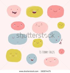 Cute Doodle Icon 스톡 사진, 이미지 및 사진 | Shutterstock