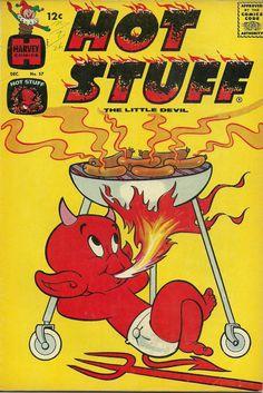 Hot Stuff comics.