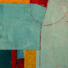"Saatchi Art Artist Tim Hallinan; Painting, ""Untitled No. 97"" #art"