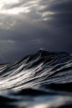 I have always had a deep rooted love for the ocean, especially when it is dark…