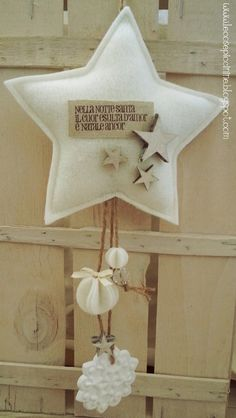 Le cose piccinine: Twinkle Twinkle Little Christmas Star - una stellina natalizia