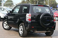 2013 Suzuki Grand Vitara MY13