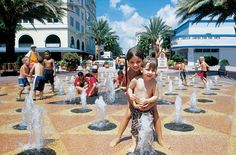 Centennial Square Clematis (West Palm Beach, Florida)