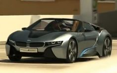 We did not expect to see footage of BMW's latest hybrid concept car, the i8 Spyder, so fast after its official unveiling, but this seems to be our (and your) lucky day.     The folks at Bimmerpost have managed to get a hold of the fully functioning BMW i8 Spyder and drive it on the road in severa...