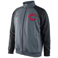 Cincinnati Reds Track Jacket