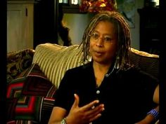 """Alice Walker interview on """"Everyday Use"""" - YouTube"""