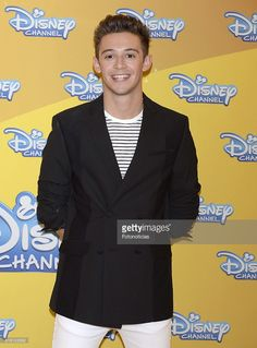 Ruggero Pasquarelli attends a photocall for 'Soy Luna' on March 2016 in Madrid, Spain. Madrid, Son Luna, Spain, Blazer, Jackets, Men, Fashion, Photos, Down Jackets