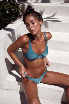 Hula Hula bikini by Amore & Sorvete swimwear