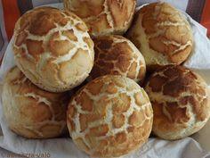 Kipróbált és bevált receptek ...: Tigris zsemle Bread Dough Recipe, Sourdough Bread, Winter Food, Bread Recipes, Sandwiches, Muffin, Baking, Eat, Breakfast