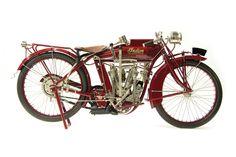 1915 Indian Light Twin 680cc Model B - Silodrome